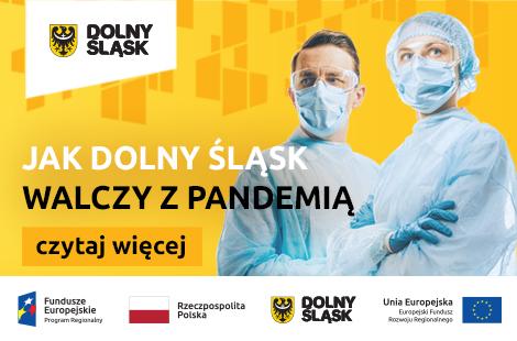 Dolny Śląsk: Szpital z Koszarowej walczy z pandemią od pierwszego dnia - Zdjęcie główne
