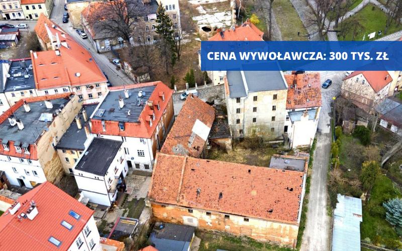 Ząbkowice Śląskie: Dawny młyn na sprzedaż - Zdjęcie główne
