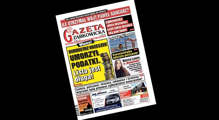 """Najnowsza """"Gazeta Ząbkowicka"""" już jest! - Zdjęcie główne"""