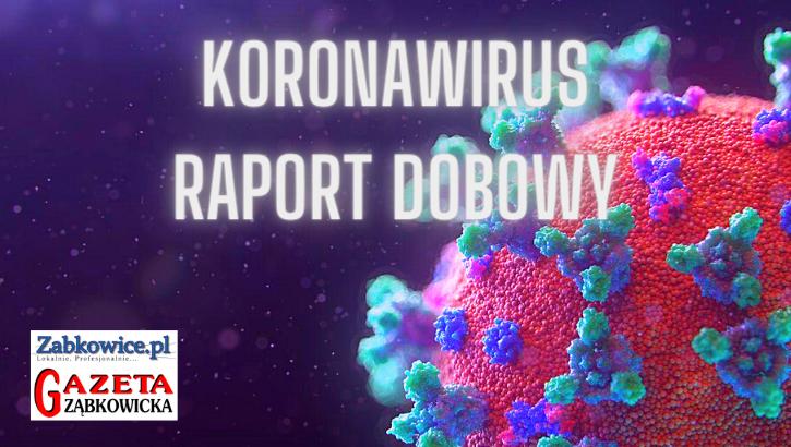 69 zakażeń koronawirusem w powiecie - Zdjęcie główne
