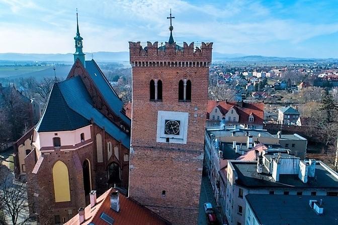 Ząbkowice Śląskie: Krzywa Wieża [VIDEO] - Zdjęcie główne