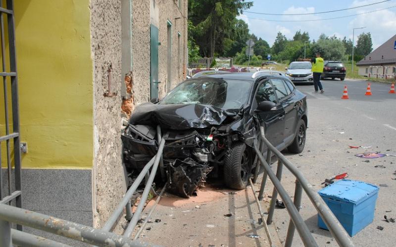 Powiat Ząbkowicki: Wypadki, kolizje, kierowcy bez prawa jazdy - Zdjęcie główne