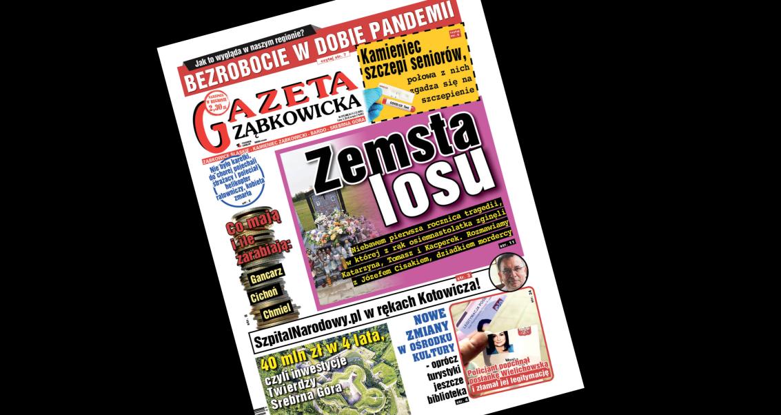 """""""Gazeta Ząbkowicka"""" z czwartku, 26 listopada  - Zdjęcie główne"""