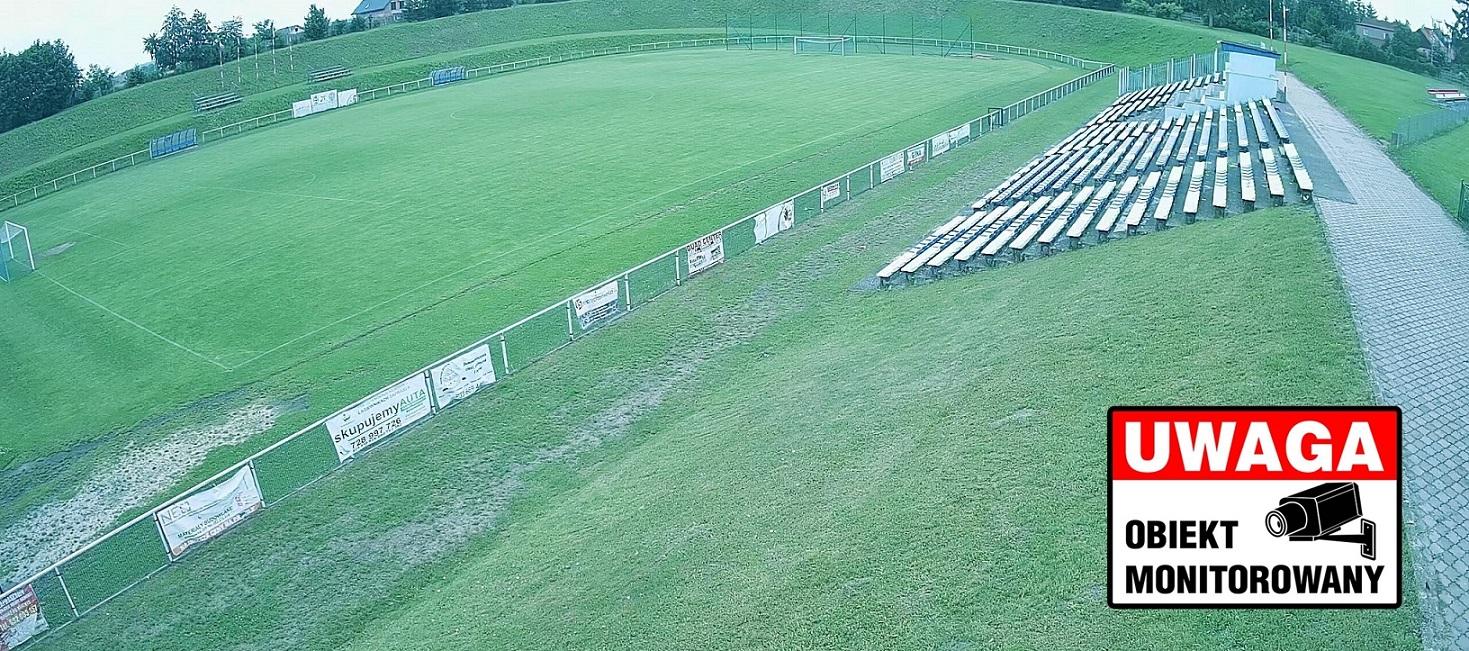 Ząbkowice Śl. Kamery na stadionie - Zdjęcie główne
