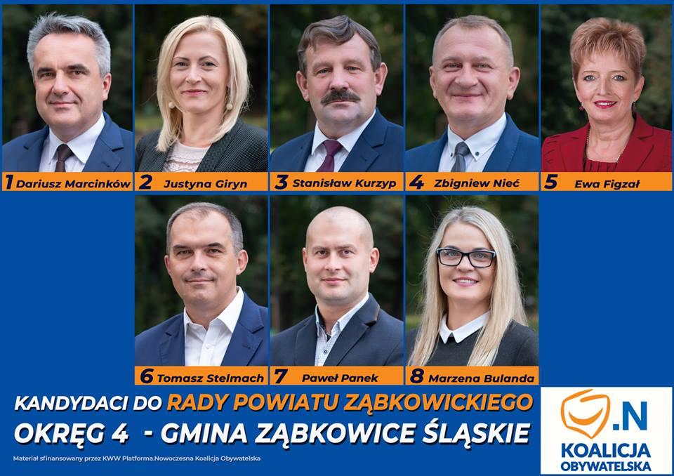 Zbigniew Nieć znów w radzie powiatu - Zdjęcie główne