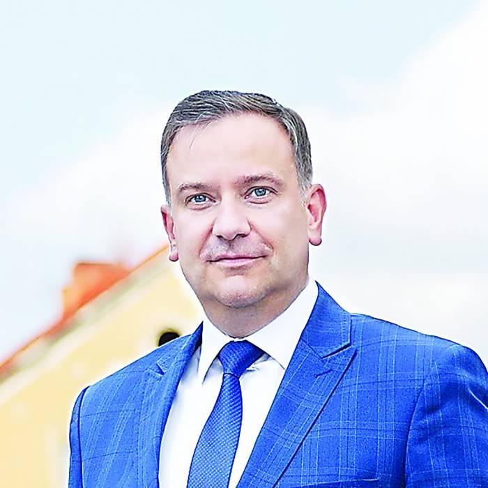 40 podniebnych lotów posła Marcina Gwoździa - Zdjęcie główne