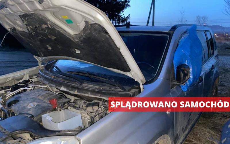 Wandale zniszczyli samochód Dolnośląskiego Inspektoratu Ochrony Zwierząt - Zdjęcie główne