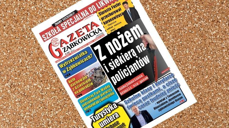 """""""Gazeta Ząbkowicka"""" z czwartku, 25 lutego - Zdjęcie główne"""