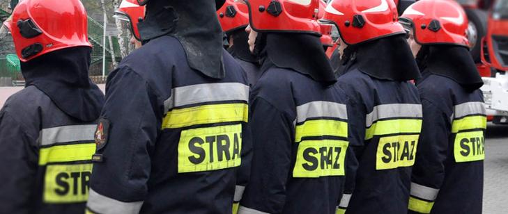 Powiat Ząbkowicki: Od poniedziałku Straż Pożarna interweniowała kilkanaście razy - Zdjęcie główne