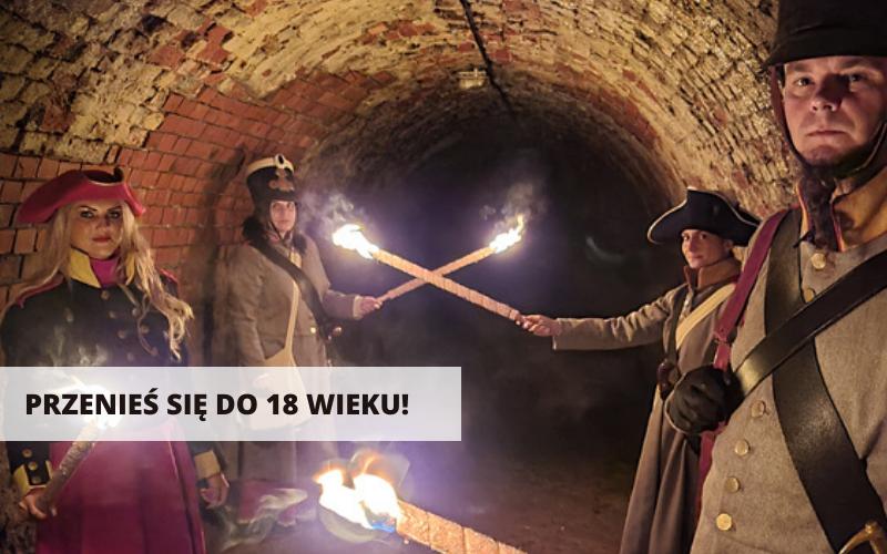 Twierdza Srebrna Góra: Nocne zwiedzanie już w sobotę! - Zdjęcie główne