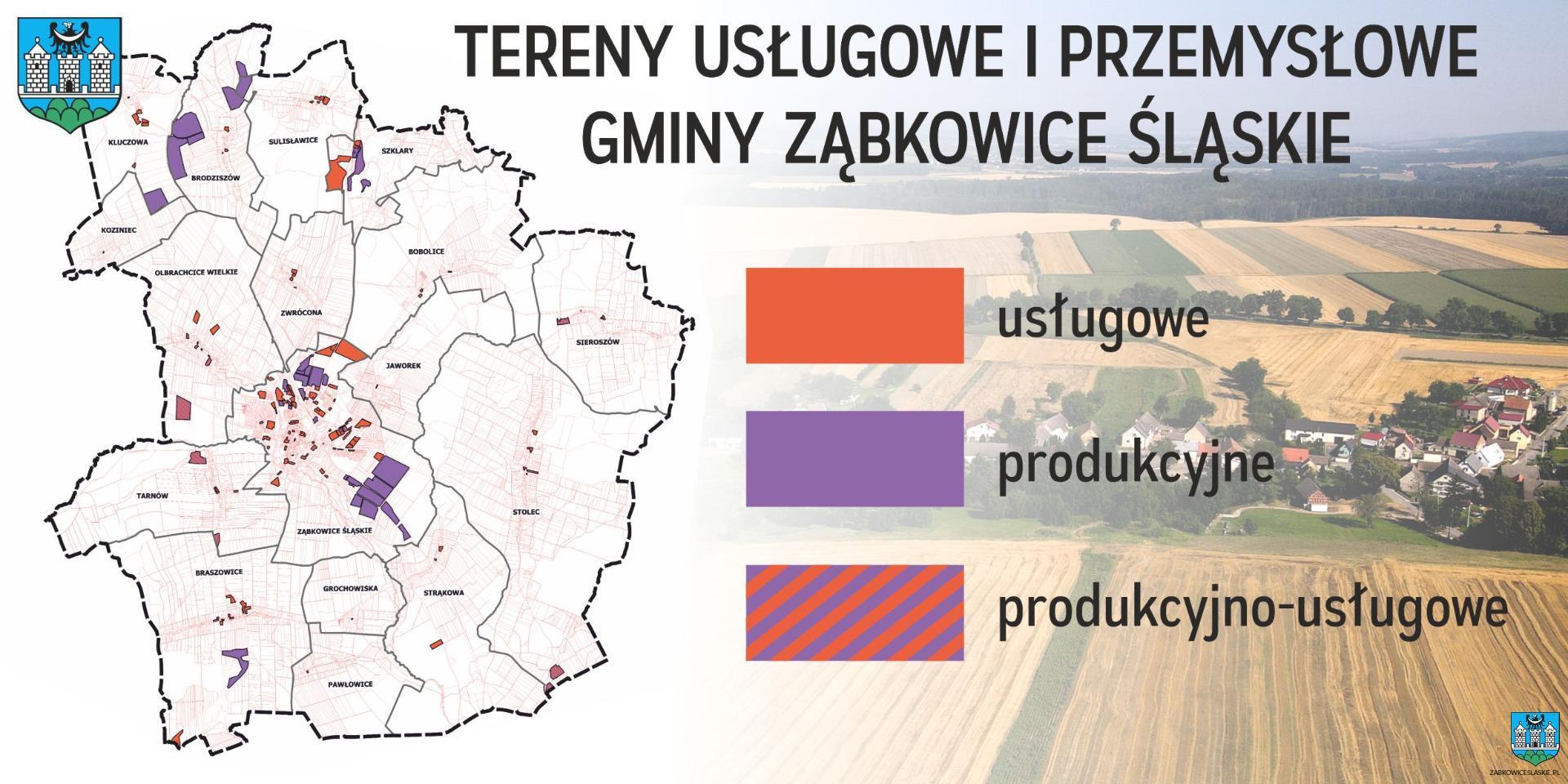 Ząbkowice Śląskie: Tereny inwestycyjne na sprzedaż - Zdjęcie główne