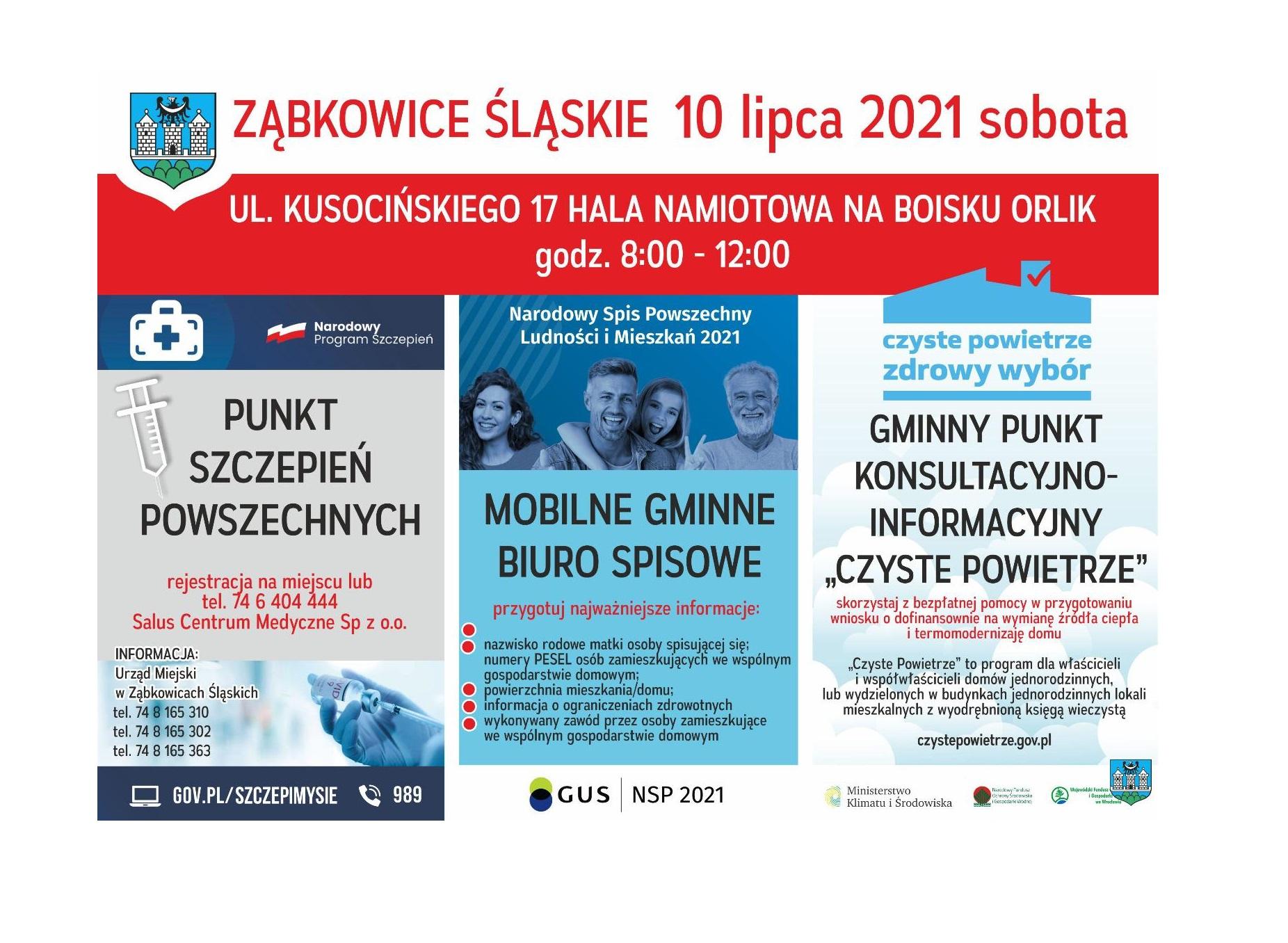 Ząbkowice Śląskie: W sobotę będzie działać mobilny urząd - Zdjęcie główne