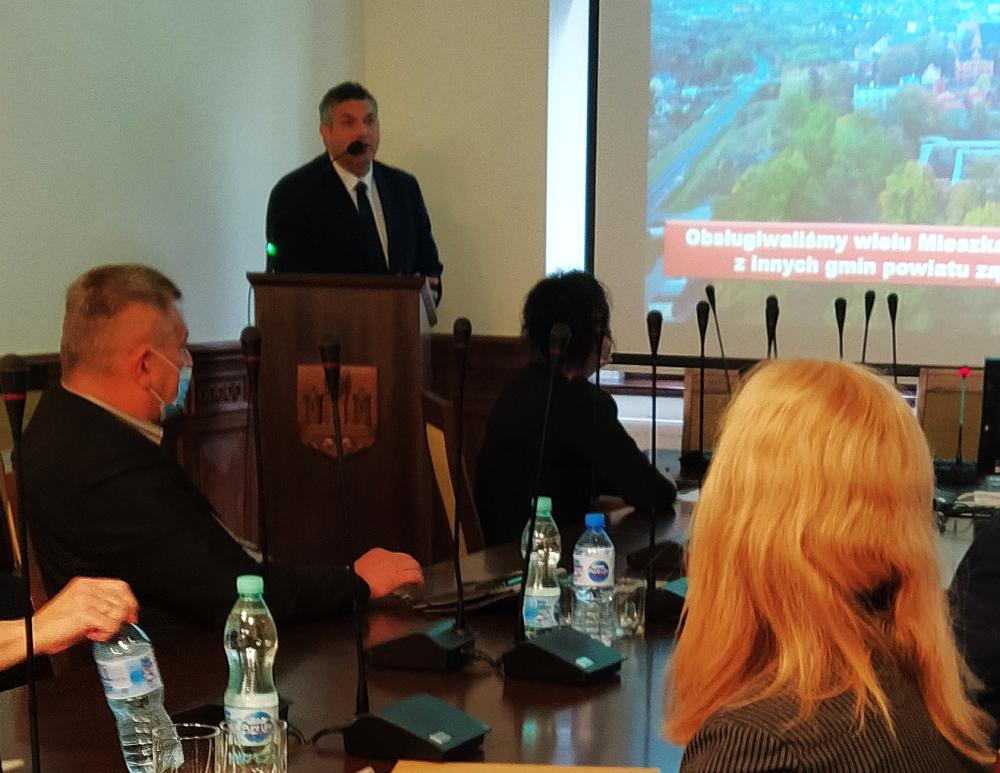 Komu burmistrz Orzeszek odroczył podatki i czynsze? - Zdjęcie główne