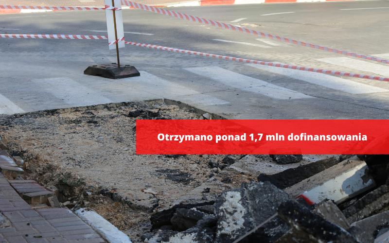 Bardo: Remont ulic Głównej i Noworudzkiej - Zdjęcie główne