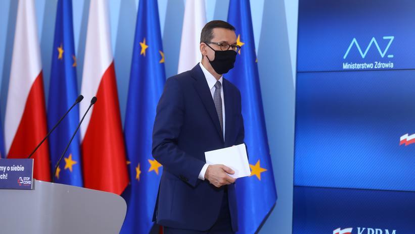 """Morawiecki ogłosił """"100 dni solidarności"""" - Zdjęcie główne"""
