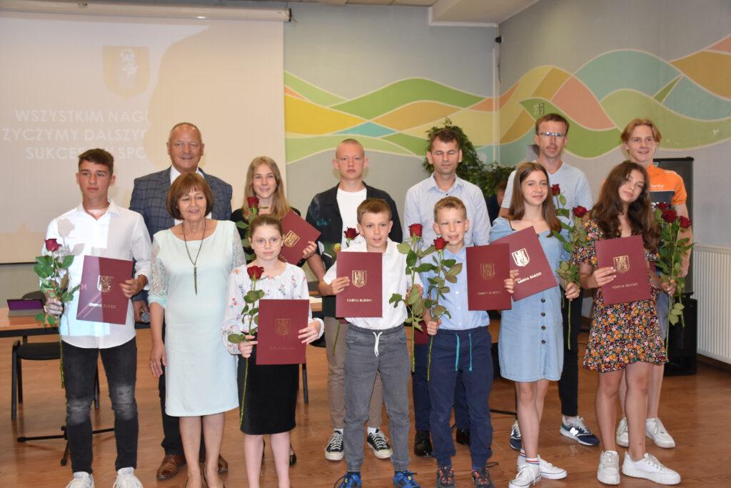 Bardo: Burmistrz nagrodził sportowców - Zdjęcie główne