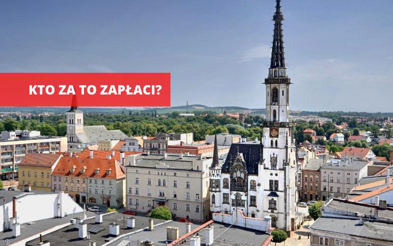 Ząbkowice Śląskie: Gmina chce wyremontować ratusz - Zdjęcie główne