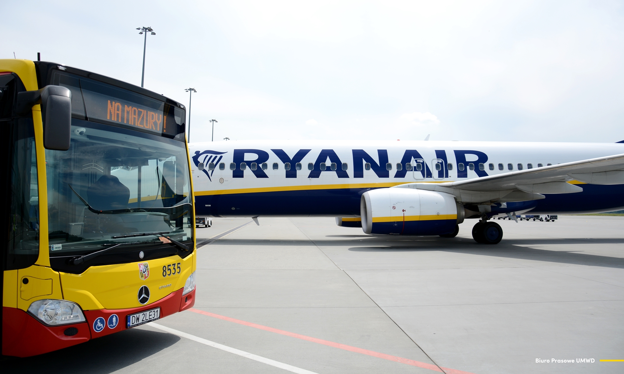 Dolny Śląsk. Samolotem z Wrocławia na Mazury - Zdjęcie główne