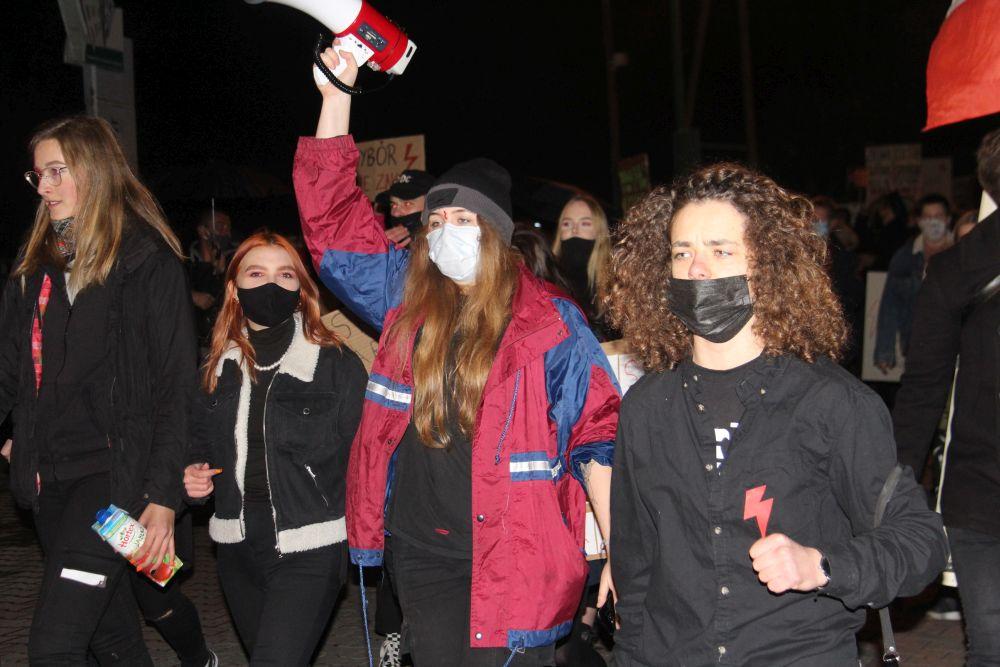 Kolejne strajki kobiet: Ziębice, Ząbkowice Śląskie - Zdjęcie główne