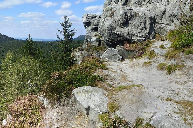 Góry Stołowe: Nie żyje 16-latek - Zdjęcie główne
