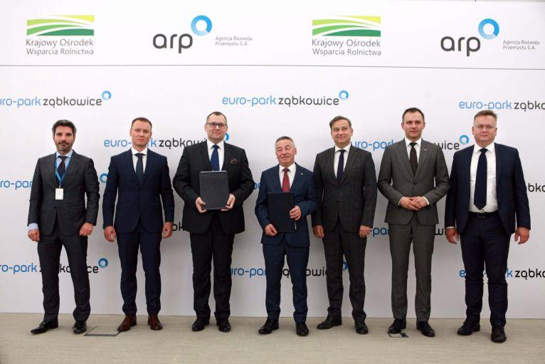 Wkrótce ma powstać przemysłowy Euro-Park Ząbkowice - Zdjęcie główne