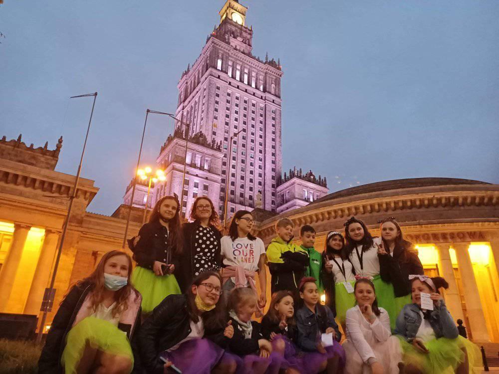Bardo: Zespół Mały Wiolinek zdobył II miejsce na festiwalu w Warszawie  - Zdjęcie główne