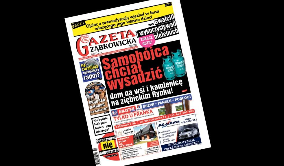 """""""Gazeta Ząbkowicka"""" z czwartku, 6 sierpnia - Zdjęcie główne"""
