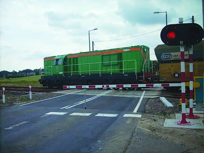 Będą rogatki na przejeździe kolejowym - Zdjęcie główne