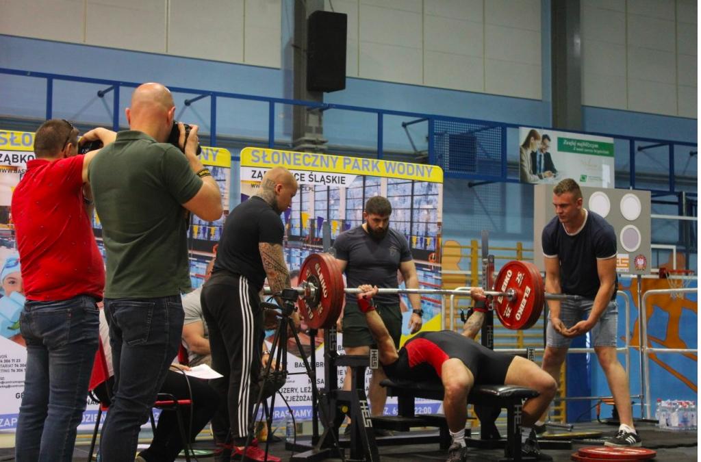 XVII Otwarte Mistrzostwa Ząbkowic Śląskich w Wyciskaniu Sztangi RAW - Zdjęcie główne