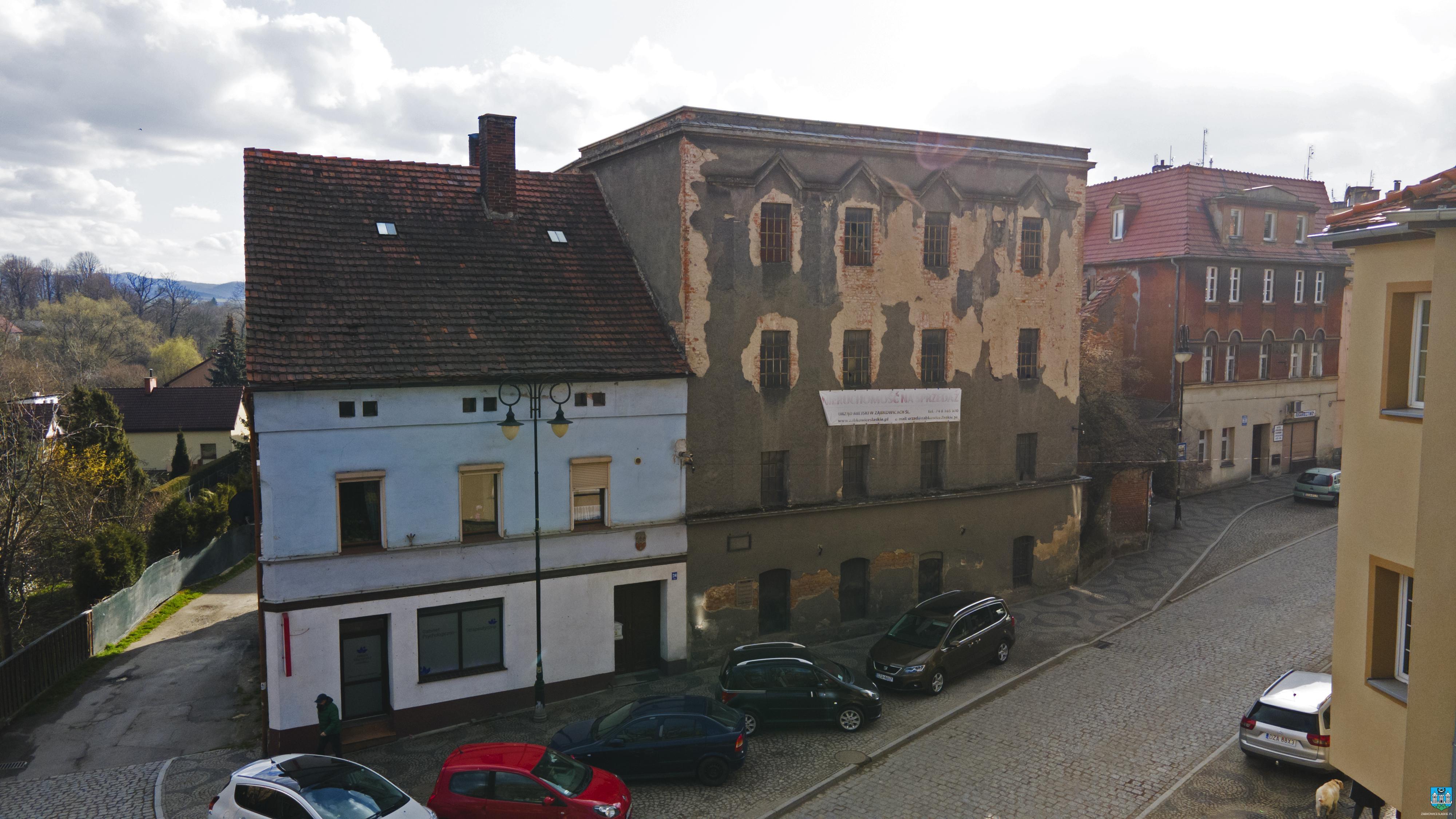 Ząbkowice Śląskie: Dawny młyn w centrum miasta czeka na nowego właściciela  - Zdjęcie główne