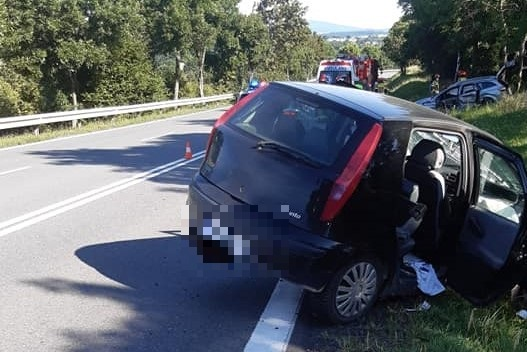 Ząbkowice Śląskie: Dwie osoby trafiły do szpitala [AKTUALIZACJA] - Zdjęcie główne