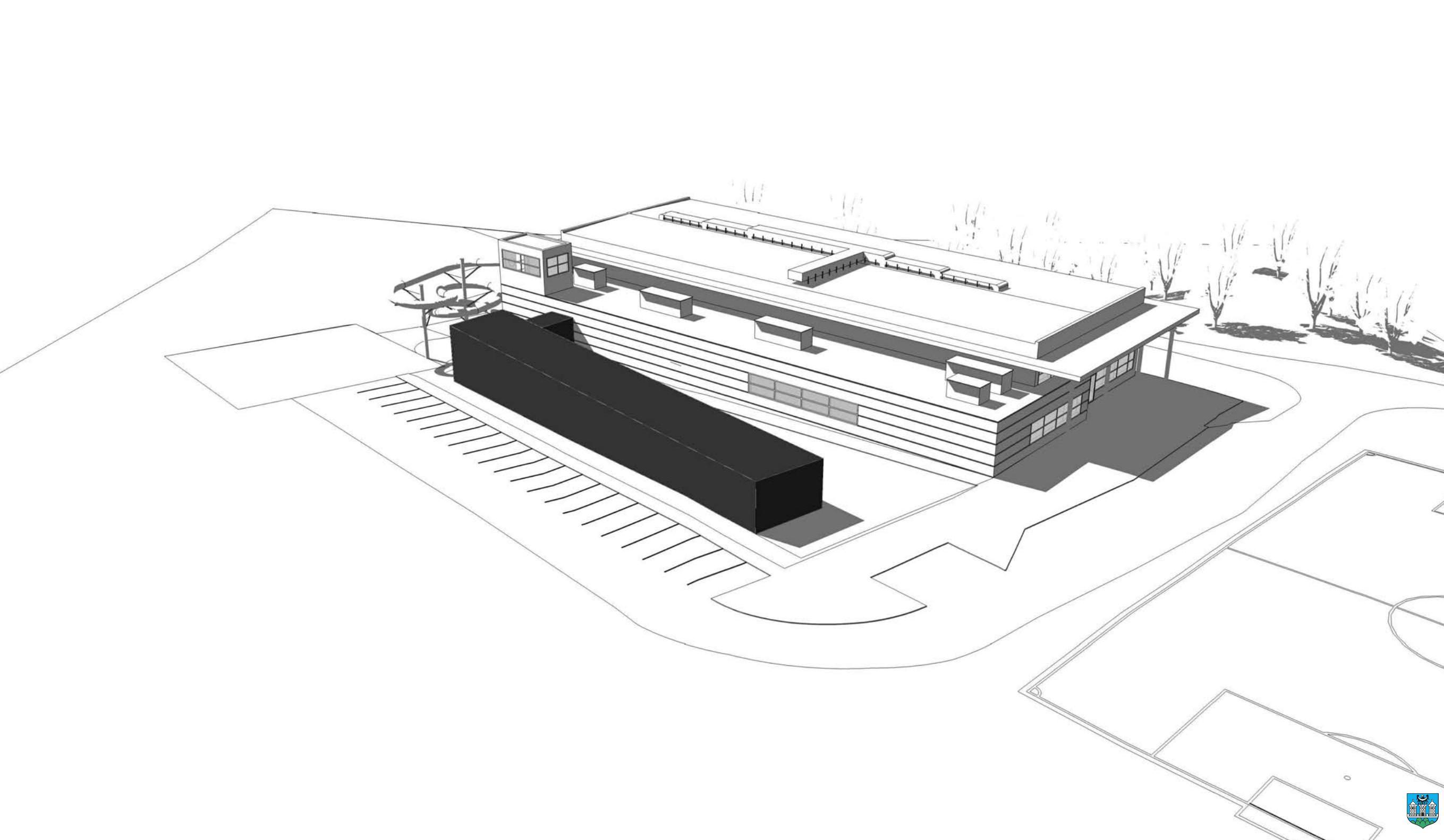 Jak będzie wyglądać saunarium w Ząbkowicach Śląskich? [wizualizacje] - Zdjęcie główne