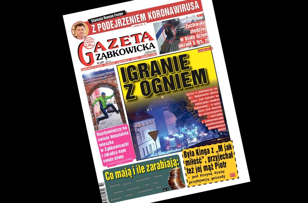 """""""Gazeta Ząbkowicka"""" z czwartku, 15 października - Zdjęcie główne"""
