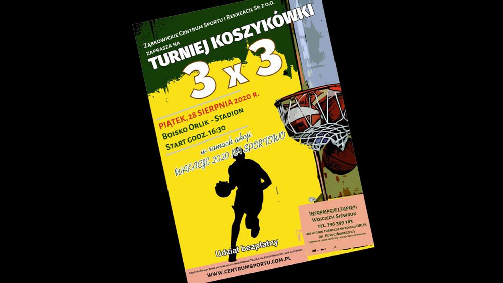 Koszykarski turniej przełożony na ten piątek - Zdjęcie główne