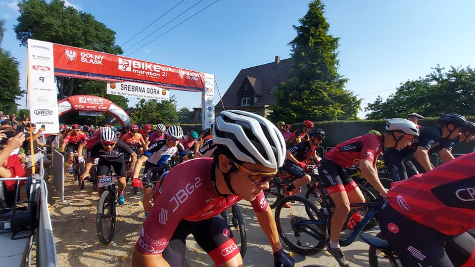 Za nami Mistrzostwa Polski w Maratonie MTB  – Bike Maraton Srebrna Góra - Zdjęcie główne