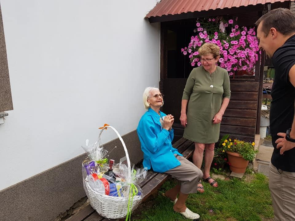 Gmina Stoszowice. Pani Irena skończyła 100 lat - Zdjęcie główne