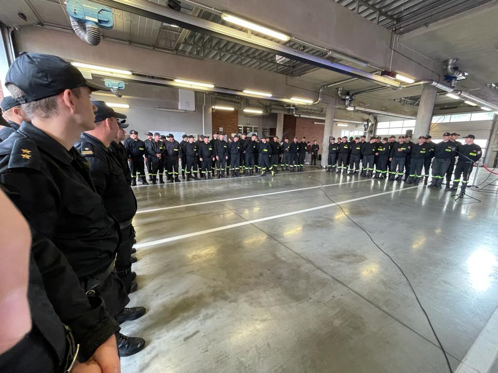Ząbkowice Śląskie: Nasi strażacy wrócili z Grecji [ZDJĘCIA] - Zdjęcie główne