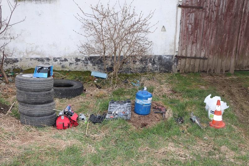 Kamieniec Ząbkowicki: Mężczyzna okradł garaż, teraz może iść do więzienia na 10 lat - Zdjęcie główne