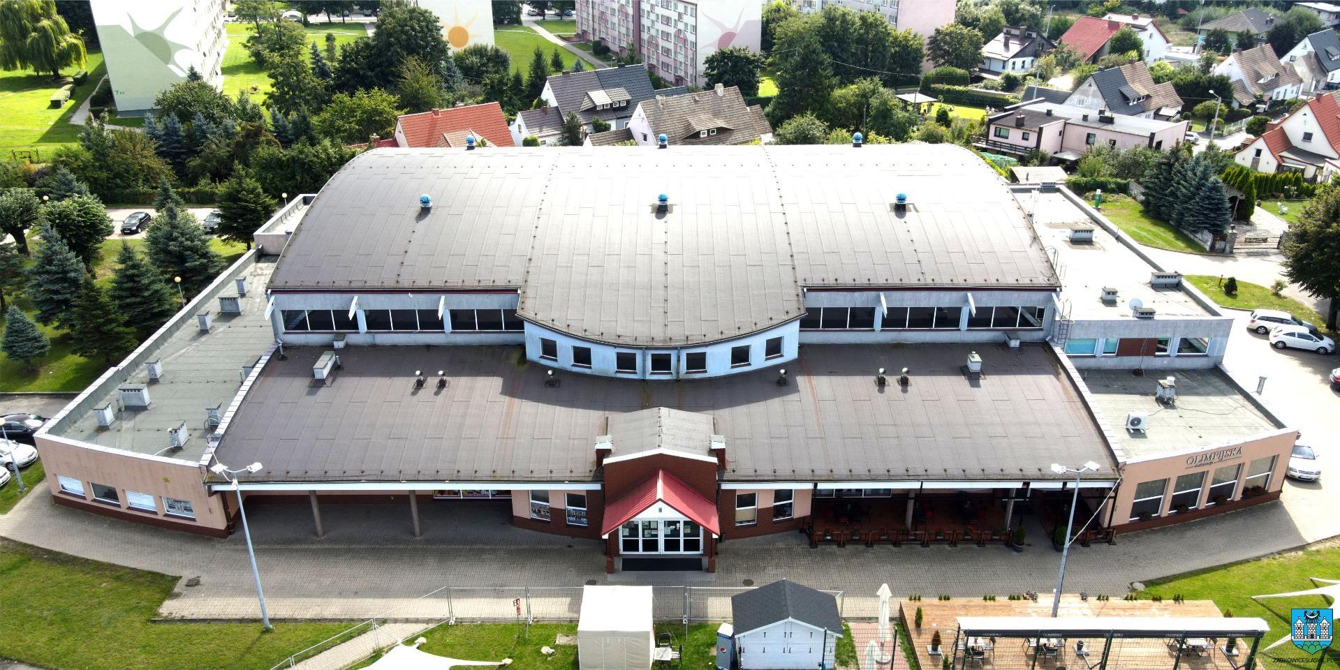 Ząbkowice Śl. W Hali Słonecznej powstaną pokoje gościnne i siłownia - Zdjęcie główne