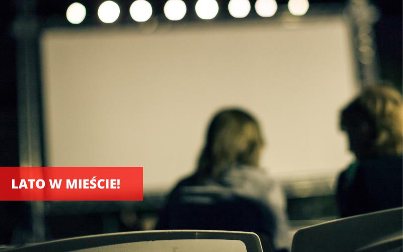 Gmina Ząbkowice Śl.: Wakacyjne Kino w Parku - Zdjęcie główne
