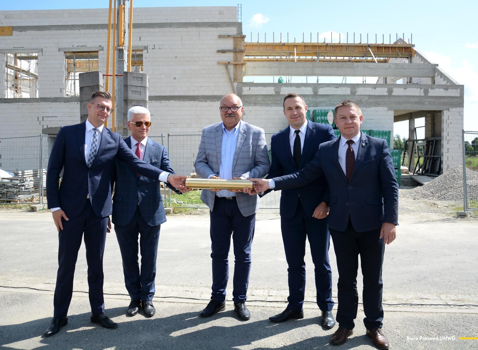 Gmina Stoszowice: Kolejny ważny krok w postaniu Inkubatora Przedsiębiorczości - Zdjęcie główne