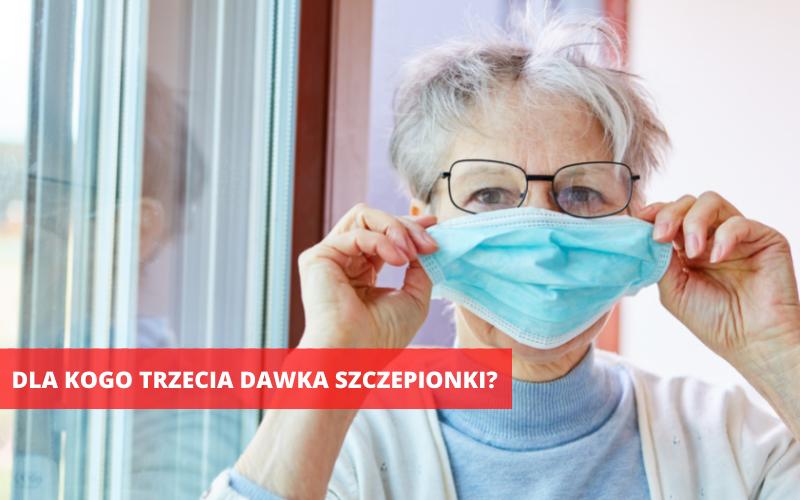 Powiat Ząbkowicki: Dla kogo trzecia dawka szczepionki? - Zdjęcie główne