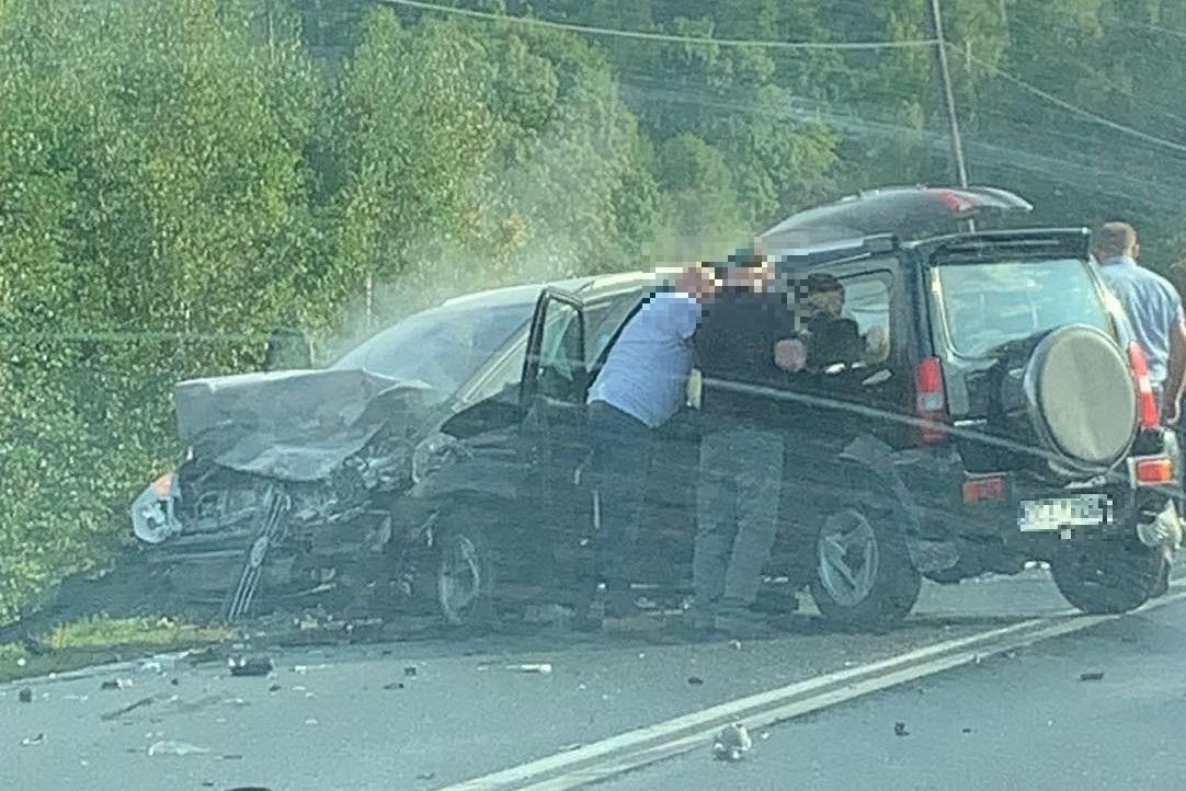 Bardo: Wypadek na krajowej ósemce [AKTUALIZACJA] - Zdjęcie główne