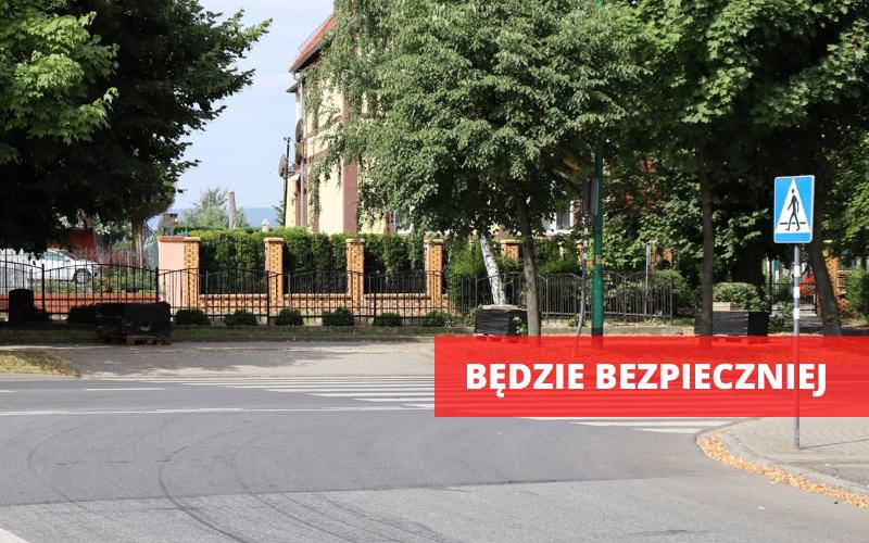 Ząbkowice Śląskie: Bezpieczne przejścia dla pieszych - Zdjęcie główne