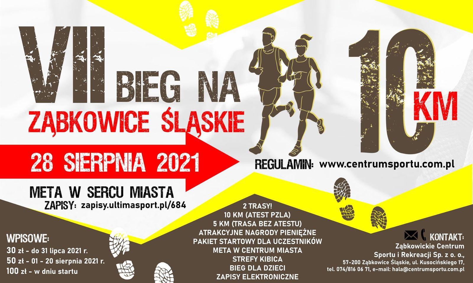 Ząbkowice Śląskie: Największa impreza biegowa powraca do Ząbkowic! - Zdjęcie główne