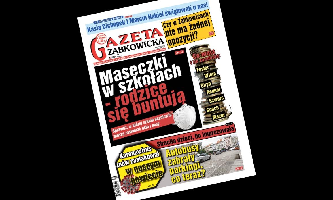 """""""Gazeta Ząbkowicka"""" z czwartku, 24 września - Zdjęcie główne"""