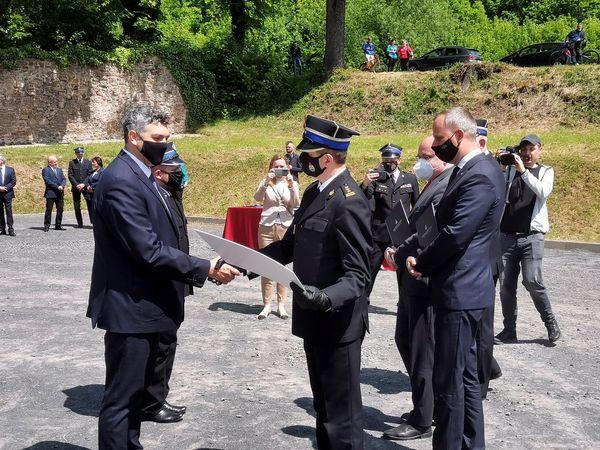 Strażacy z Olbrachcic dostali kasę na zakup auta - Zdjęcie główne
