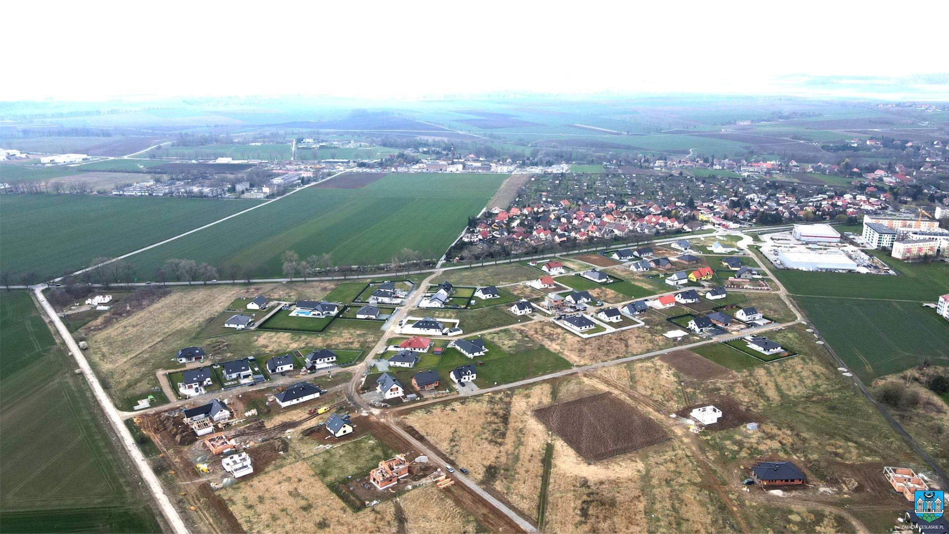 Gmina Ząbkowice Śląskie: Będą utwardzone ulice na Osiedlu Owocowym - Zdjęcie główne