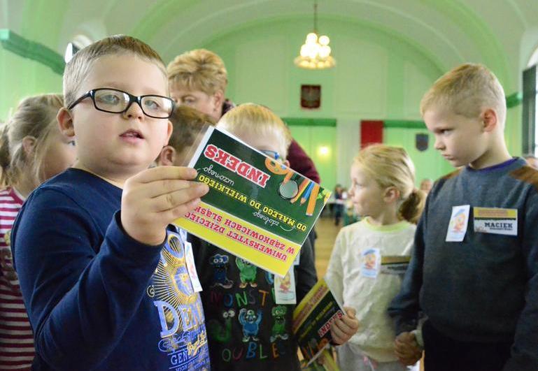 Zapisy do Ząbkowickiego Uniwersytetu Dziecięcego - Zdjęcie główne