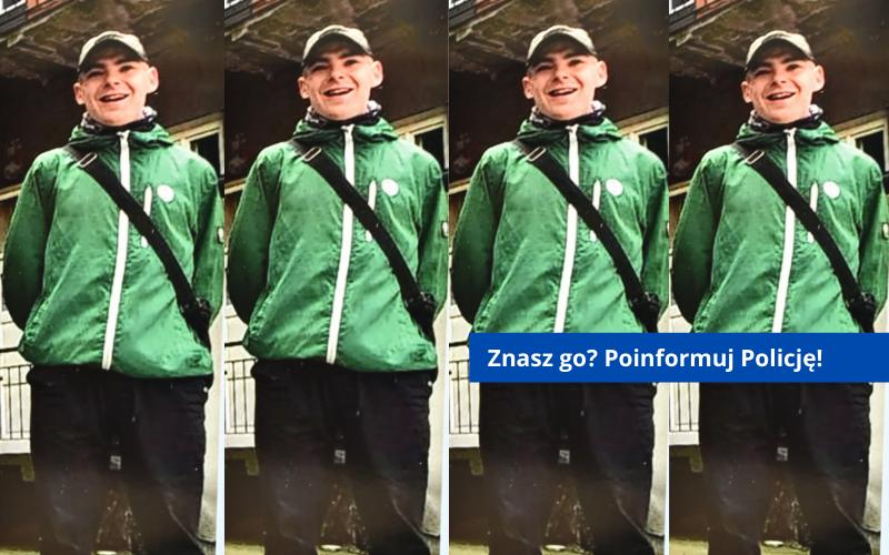 Dolny Śląsk: Wrocławska policja poszukuje mężczyzny - Zdjęcie główne